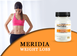 meridia weight loss pill