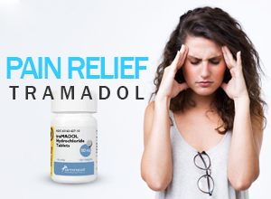 pain relief with tramadol